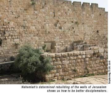 Bible Fun For Kids Nehemiah Rebuilds the Walls of Jerusalem