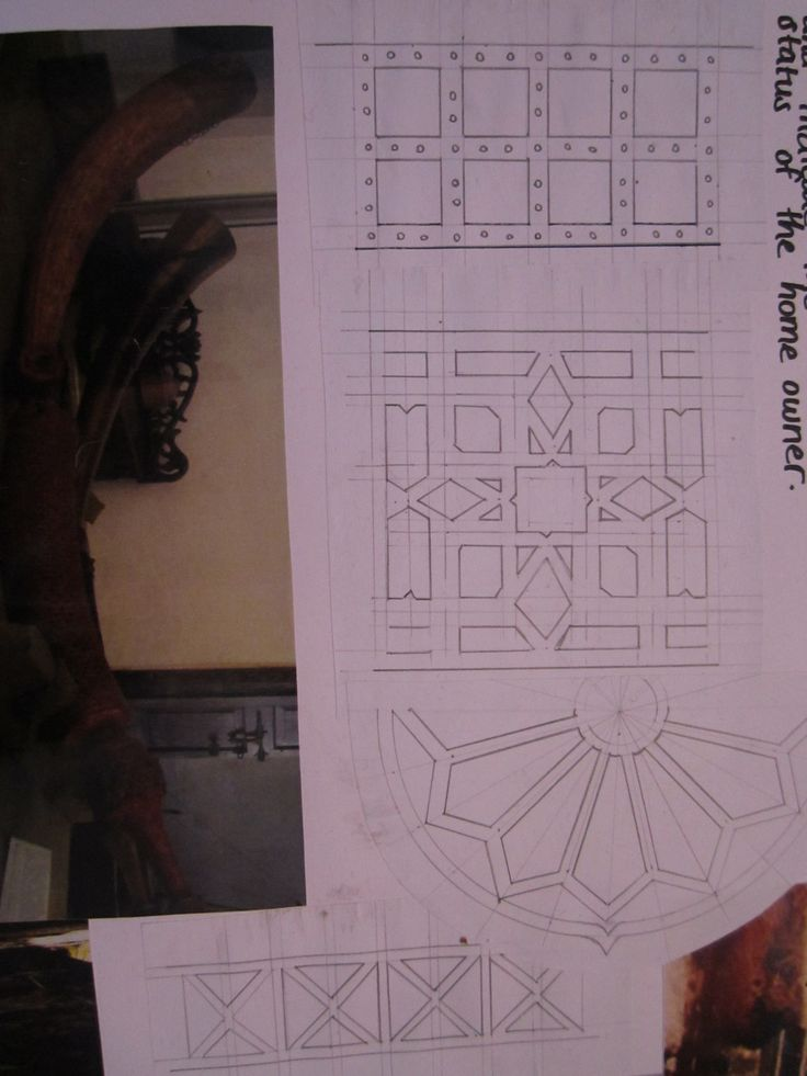 Shapes i derived from the Lamu architecture