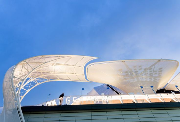 German Pavilion Expo 2015, Milan, Italy