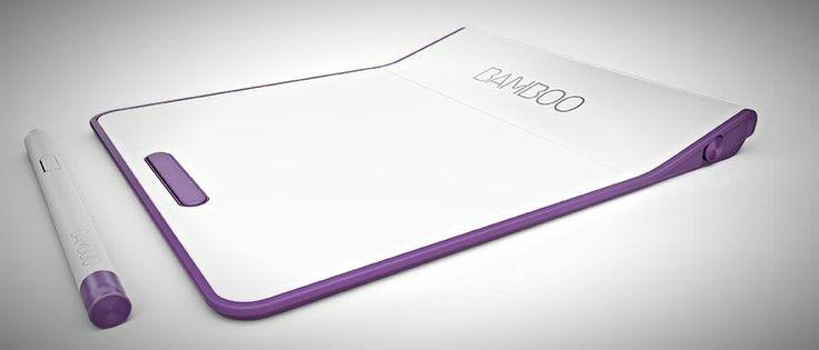 Wacom Bamboo Pad Wireless Graphics Tablet
