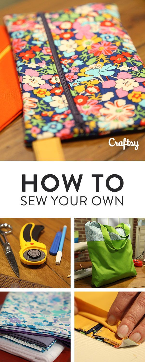 Take a free online sewing class and learn how to make two cute bags with Kristin Link of the popular website Sew,Mama,Sew! New to sewing? You'll feel at ease following Kristin Link's precise and simple directions - yet the finished product will look entirely professional. Get started on Craftsy today!