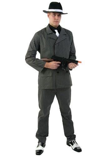 best 25 gangster costumes ideas on pinterest gangster. Black Bedroom Furniture Sets. Home Design Ideas