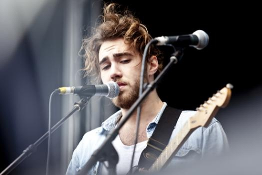 Matt Corby @ Groovin' the Moo 2012 - Bendigo Loving everything about this man. So soulful and laidback.