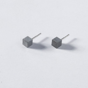Cube Stud Earring now featured on Fab.