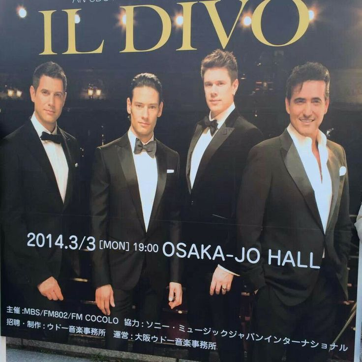 241 best images about il divo on pinterest fantasy for Il divo cd list