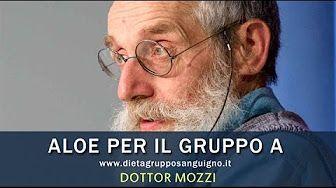 Dottor Mozzi: Aloe, un rimedio naturale stupendo per le persone di gruppo sanguigno A