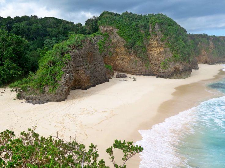 Amazing beach at Sumba Island