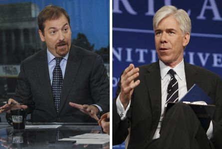 David Gregory Tweets He's Out As NBC Tabs Chuck Todd As 'Meet The Press' Host