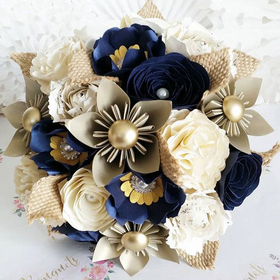 Hey, I found this really awesome Etsy listing at https://www.etsy.com/uk/listing/248882502/paper-wedding-bouquet-paper-flowers