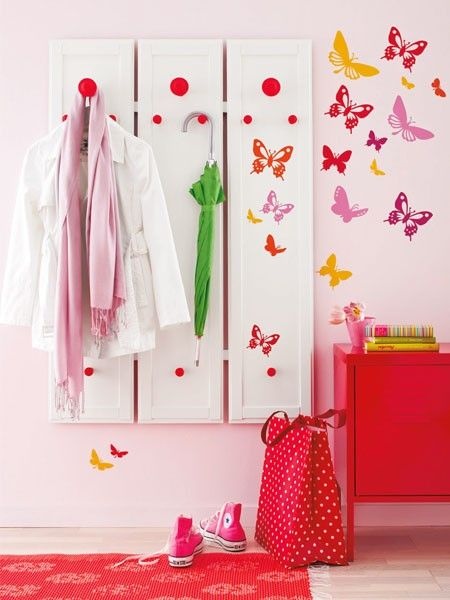 16 Kreative Ideen Für Eine Schöne Wandgestaltung. My HouseHouse DesignDecor  ...