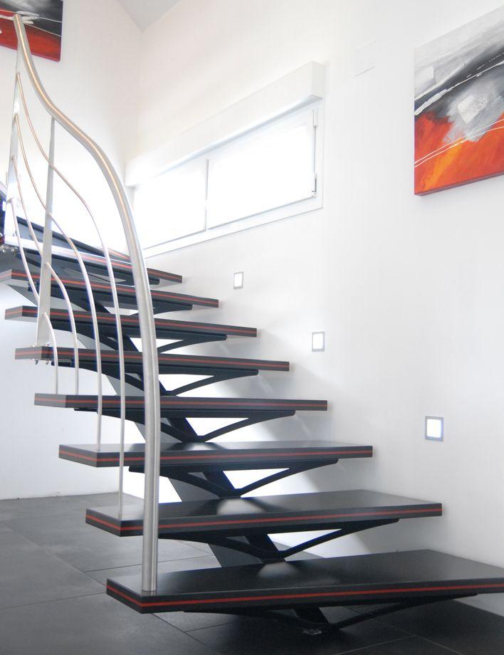 1000 id es sur le th me escalier 1 4 tournant sur pinterest escalier 2 4 to - Escalier 1 4 tournant ...