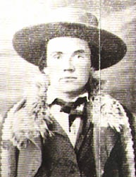 Billy Fisher (William F. Fisher) - Rider Born: November 6, 1839, at Woolwich, Kent County, England. Died: September 30, 1919, at Rigby, Idaho