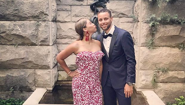 Ayesha & Steph Curry Pack On PDA & Look Blissfully In Love At Friend's Wedding https://tmbw.news/ayesha-steph-curry-pack-on-pda-look-blissfully-in-love-at-friends-wedding  Steph and Ayesha Curry have got to be the cutest couple ever! The dynamic duo looked absolutely adorable at their pals' wedding in pics that will melt your heart!Steph and Ayesha Curry have pretty turned into the definition of relationship goals ! The Golden State Warriors star and his gorgeous wife looked totally glam for…