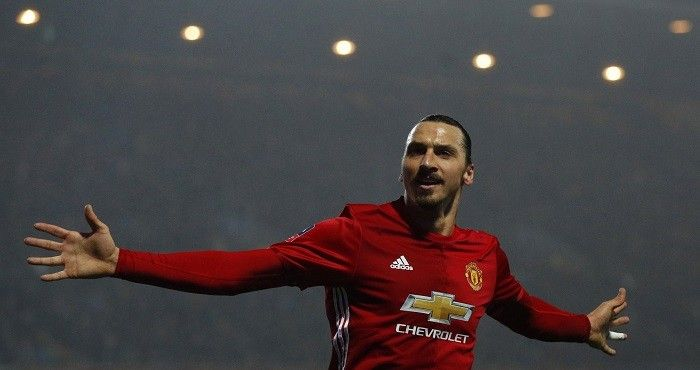 FA Cup results: Zlatan Ibrahimovic to the rescue again as Manchester United edge Blackburn Rovers