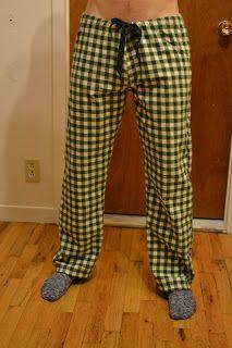 Homemade Perrin Pimpim: Un pyjama pour un homme du matin ! Le Tuto !