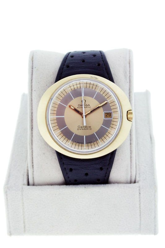 Watches Every Man Should Own: vintage Omega Geneve Dynamic