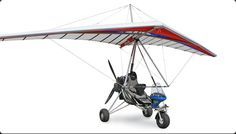 Airborne Microlight Aircraft, microlights, trikes, ultralights, ultralight trikes and hang gliders