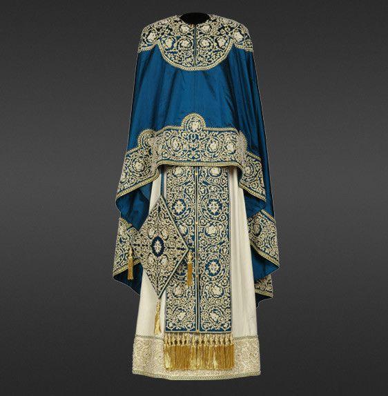Nerezi   Riza Orthodox Vestments