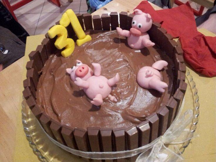 Torta a Nutella e mascarpone