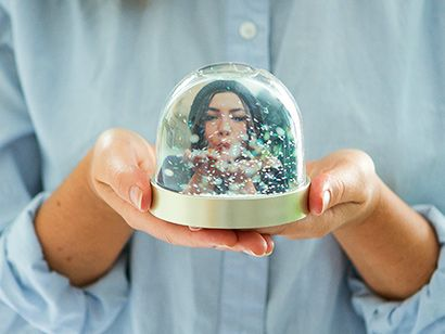 Snow Globes | Personalised Snow Globe - PhotoBox