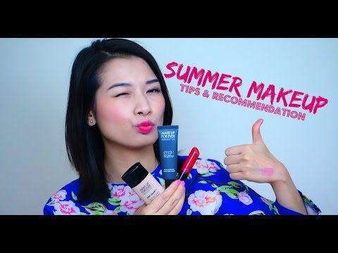 Summer Makeup Tips & Recommendation [Pretty.Much Channel] - http://47beauty.com/summer-makeup-tips-recommendation-pretty-much-channel/     Join Avon : Make Money & Save Big  Các bạn nhớ xem ở chế độ HD nhé ♥ Các sản phẩm được nhắc đến trong video: ♥ Make Up For Ever Step 1 Skin Equalizer Mattifying Primer ♥ Make Up For Ever Mat Velvet+ Foundation #40 ♥ The Body Shop Smokey 2-in1 Gel Liner Eyes  & Brows ♥ Maybelline Hype
