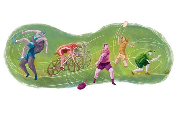 Commonwealth Games 2014: Google Doodle marks opening ceremony in Glasgow - News - Gadgets and Tech - The Independent