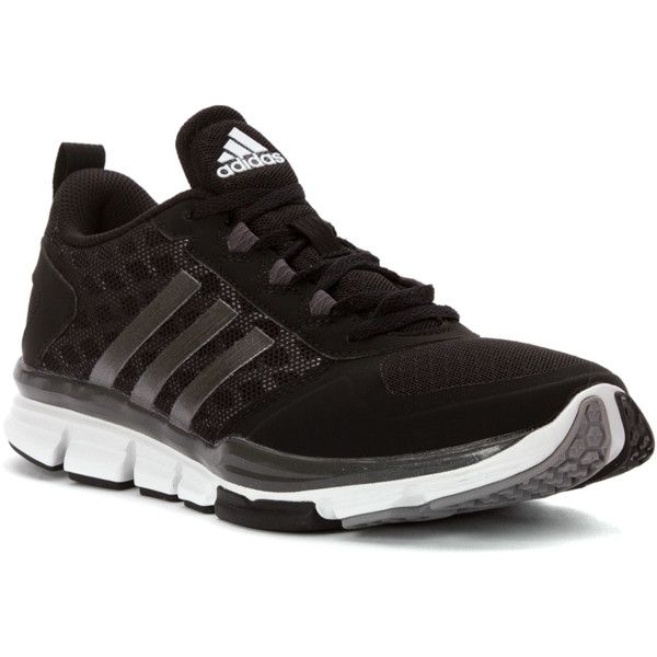 Adidas Women's Speed Trainer 2 Training Shoe Cross Trainer Shoes... (78 CAD) ❤ liked on Polyvore featuring shoes, athletic shoes, adidas athletic shoes, grip shoes, baseball footwear, crosstraining shoes and synthetic shoes