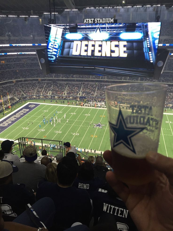 Rahr at the panthers/cowboys game. GO PANTHERS!!