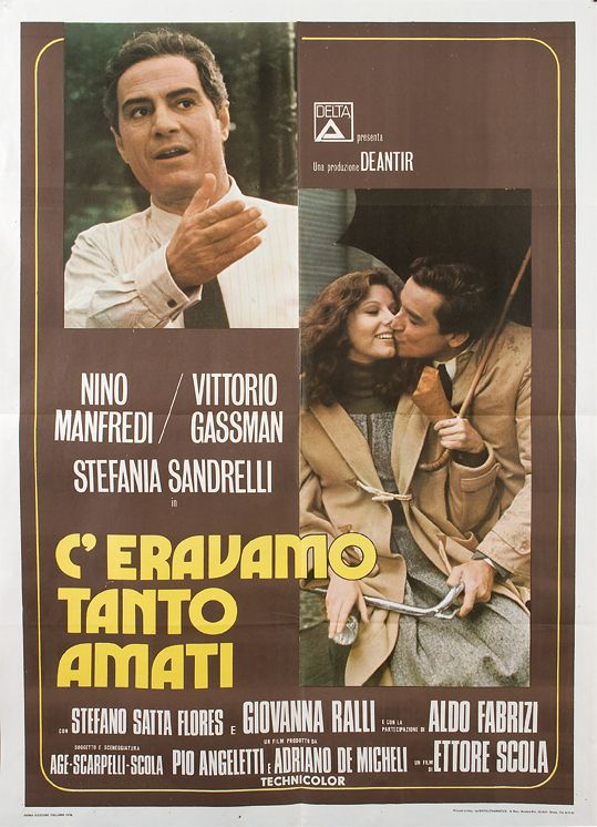C'eravamo tanto amati - Ettore Scola