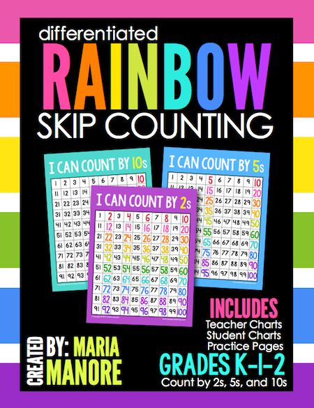 how to teach skip counting by 3