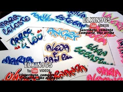 Cuarta entrega de videos Letra timoteo