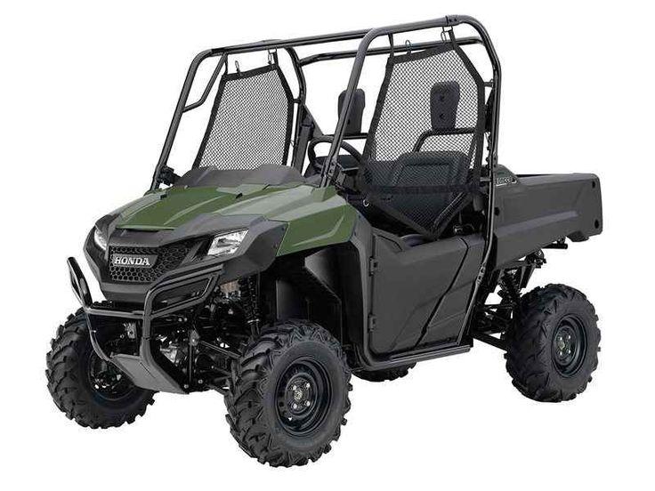 New 2016 Honda Pioneer™ 700 ATVs For Sale in Ohio.