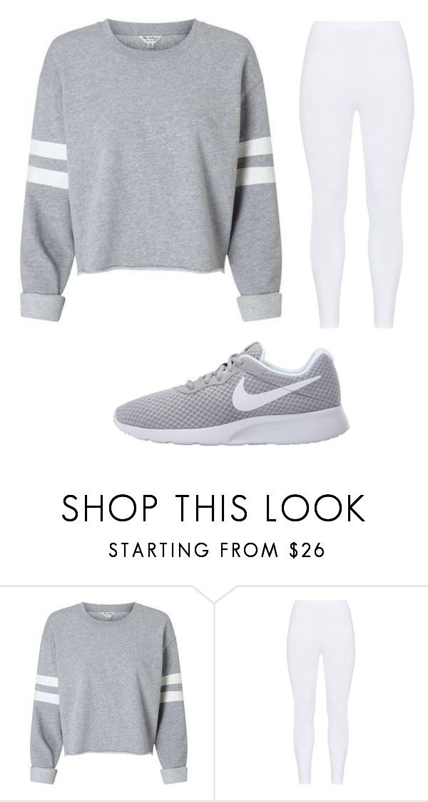 """""""Untitled #897"""" by alanawedge59 on Polyvore featuring Gozzip and NIKE"""