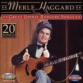 Jimmie Rodgers - Sings The Great Jimmie Rodgers Songs