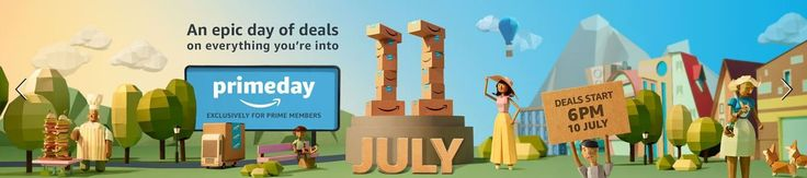 awesome Amazon Prime Day 2017 Formally Introduced, Amazon Prime Membership Decreased to £59 Till July three