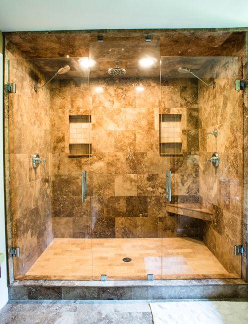 Bathrooms Bathroom Ideas Pinterest Big Shower