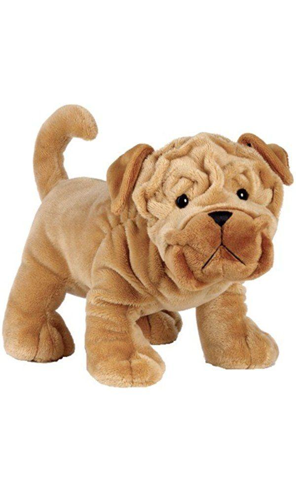 Webkinz Plush Stuffed Animal Shar Pei Dog Best Price