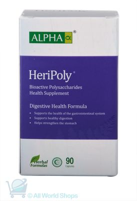 HeriPoly - Digestive Health Formula - Alpha - 90 capsules   Shop New Zealand NZ$105