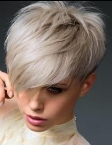 fryzury krótkie irokez damski - Szukaj w Google