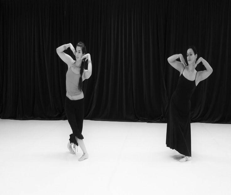 Persian Classical dance combinations
