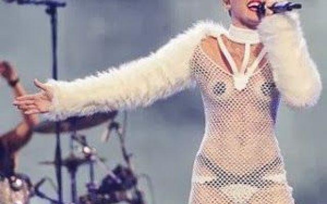 Miley Cyrus super sexy a Las Vegas. Ecco le foto shock #Gossip #cyrus #lasvegas #gossip