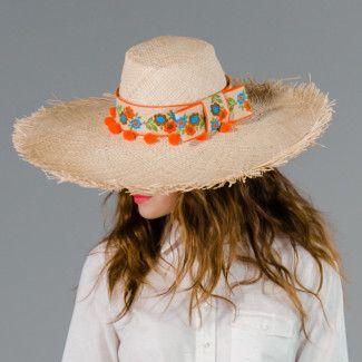 Preston & Olivia Resort Hat.