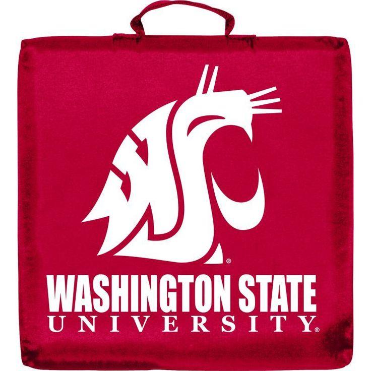 Washington State Cougars Stadium Seat Cushion, Team
