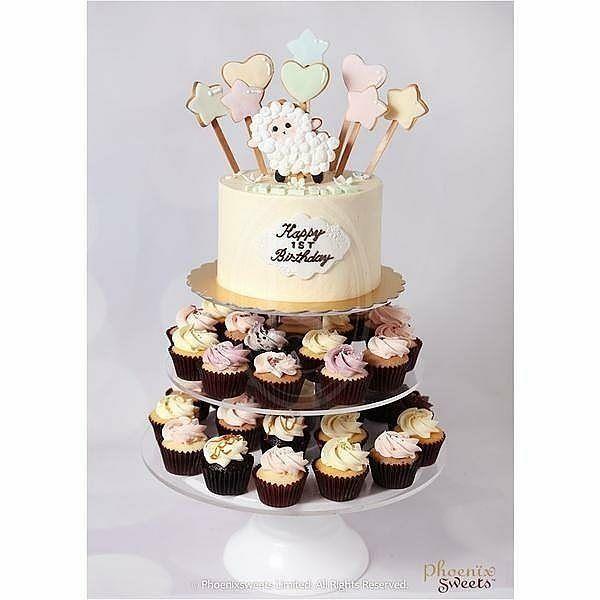 Phoenix Sweets - 小朋友生日蛋糕及小甜點  繽紛的蛋糕一定是小朋友生日派對的焦點小朋友蛋糕一直都是我們做得最多的種類喔  蛋糕以外其實一系列的小甜點也很受歡迎一個小朋友生日派對總要有不同種類的Finger Food才夠滿足熱鬧呢!  更可以訂Cupcake Tower下層放Mini Cupcake上層放蛋糕比多層蛋糕更好看!  查詢資料及直接訂購請到網上商店: shop.phoenixsweets.com (@phoenixsweetsstdesign 有連結)  By Phoenix Sweets Hong Kong --------------------------- Food Factory Licence No: 2963804620 Shop: S103 PMQ Central Hong Kong For enquiry: email order@phoenixsweets.com Website:http://ift.tt/1q5hbS5 Online store:shop.phoenixsweets.com #2017 #BabyShower…