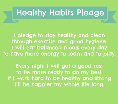 11 best healthy habits for kids images on pinterest