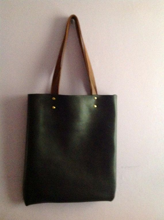 Beautifully Classic Handmade British Tote Bag by AGOODHIDING, £70.00