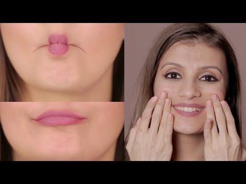 5 Easy Facial Yoga Exercises For Anti Ageing and Long Lasting Youthful Skin - YouTube