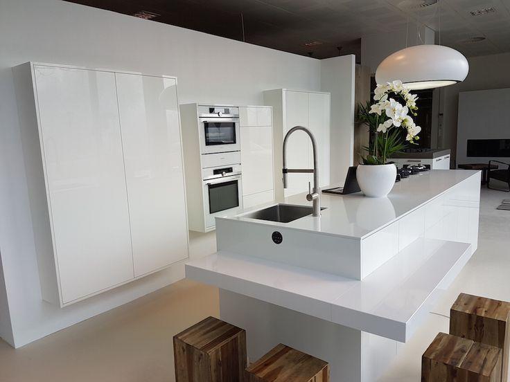 Kuhlmann Keukens greeploze keuken