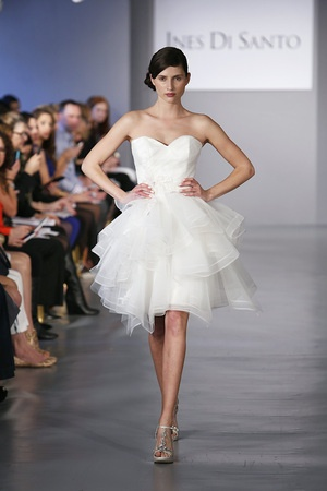 Ines Si Santo Spring 2014 Collection. So fun and flirty! 212 872 8957