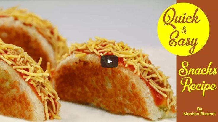 Tiffin Box SnacksRecipe Video